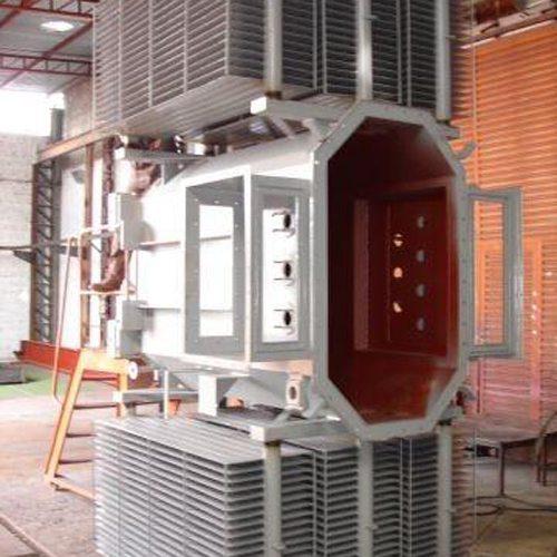 caldeiraria para transformadores elétricos